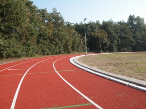 Testloop 3000, 5000 m of Coopertest