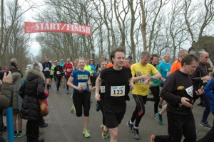 38e Halve marathon De Waal